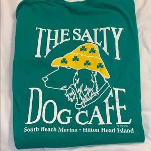 Salty Dog Shamrock T-shirt